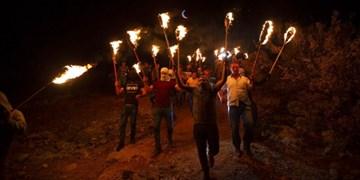 خشم فلسطینیان از یورش شهرکنشینان به مسجدالأقصی