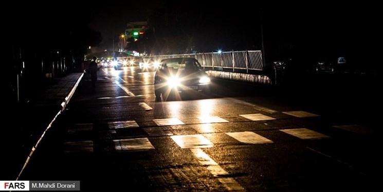 نگرانی پلیس راهور از قطعی برق و  بروز ترافیک/ سهم تقصیر«شرکت برق» در تصادفات!