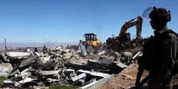 رژیم صهیونیستی یک مدرسه را در قدس اشغالی تخریب کرد