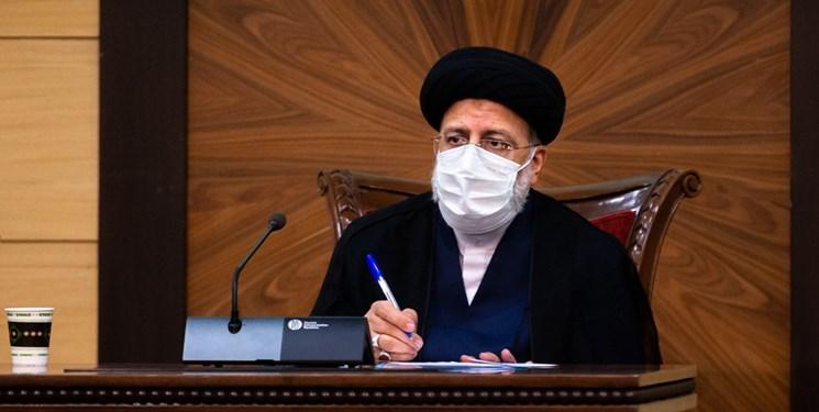 تسلیت رئیسی در پی درگذشت تعدادی از شهروندان عراقی در آتشسوزی بیمارستان ناصریه