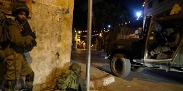 وقوع درگیری مسلحانه هنگام یورش به منازل سران حماس در کرانه باختری+فیلم