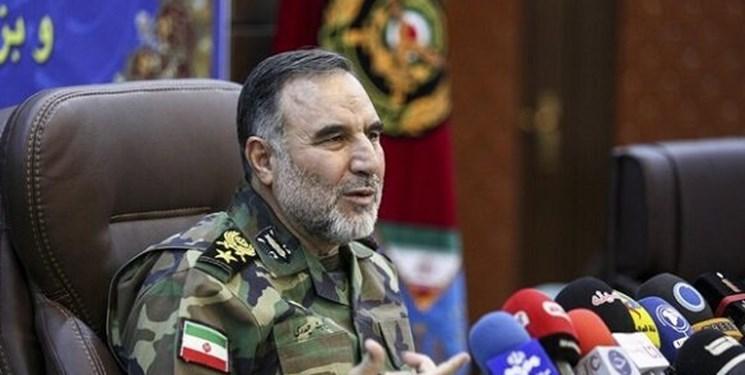 فرمانده نیروی زمینی ارتش: فعالیتهای صهیونیستها را در مرزهای شمال غرب کاملا رصد میکنیم
