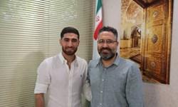 ستاره برایتون میهمان باشگاه پیکان/تلاش جهانبخش برای ارتباط باشگاه تهرانی با اروپایی ها