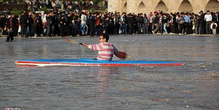 زایندهرود در شهر اصفهان جاری میشود/ رهاسازی آب از سد نکوآباد به سمت مزارع شرق