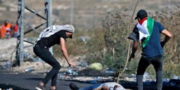 بیش از 500 نفر در حمله نظامیان صهیونیست به راهپیمایی نمازگزاران فلسطینی آسیب دیدند