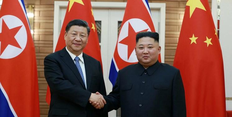 تاکید سران کره شمالی و چین بر همکاری بیشتر علیه دشمنان خارجی