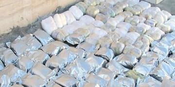 کشف بیش۱۰۰کیلوگرم مواد افیونی در هندیجان