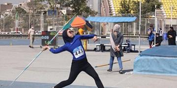 مدال برنز پرتاب نیزه کشور به نوجوان اردبیلی رسید