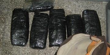 کشف شامپوهای حاوی مواد مخدر در شاهرود