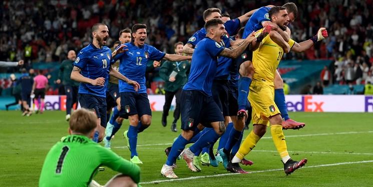 یورو 2020| ایتالیا قهرمان شد؛ بازهم انگلیس درحسرت ماند/جام پس از 53 سال در «رم»