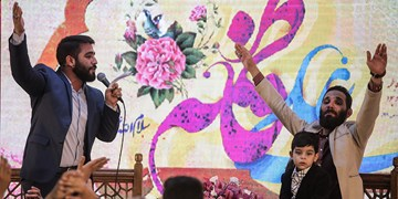 جشن سالروز ازدواج مولا علی و حضرت زهرا در 8 هیأت