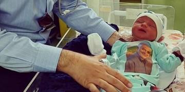 نقض آزادی بیان در اینستاگرام با تولد فرزندی بنام «قاسم سلیمانی»/ هنوز از حاج قاسم میترسند