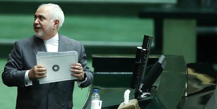 نامه کمیسیون اصل 90 مجلس به قالیباف در مورد عملکرد ظریف