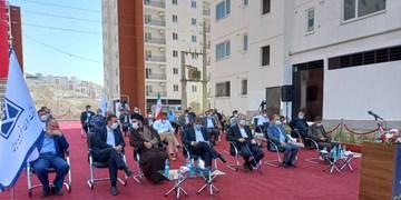 افتتاح ۷۰۸۶ واحد مسکن مهر در پردیس توسط رئیس جمهور