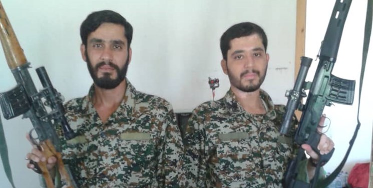 خشم داعشیها از 2 رزمنده/ برادرانی که با عنایت حضرت زهرا (س) درجه شهادت گرفتند
