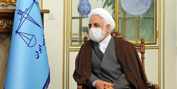 دیدار محسنی اژهای با رئیس شورای عالی قضایی عراق/ تاکید دو طرف بر اجرای هرچه سریعتر توافقات قضایی سفر سال گذشته