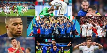 بررسی ترینهای یورو 2020| ایتالیا و دانمارک در قلب طرفداران فوتبال/ از  گل 50 متری «شیک» تا شاهکار دروازهبانان