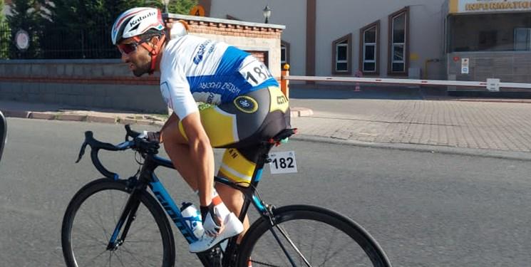 حضور دوچرخهسواران مازندرانی در مسابقات بینالمللی ترکیه+فیلم و عکس