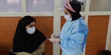 فیلم | روند تزریق واکسن کرونا به گروههای هدف در بجنورد