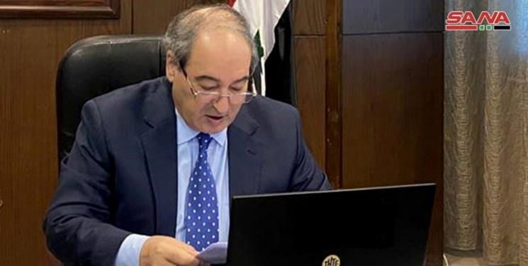 سوریه:تروریسم جدیترین چالش برای جنبش عدم تعهد است