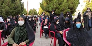 همایش حجاب و عفاف در دهدشت برگزار شد|بانوان مدافعان حریم خانواده در برابر تهاجم فرهنگی
