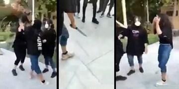نوجوانان کلیپ قدرتنمایی با سلاح سرد در اصفهان راهی کلاس آموزشی شدند