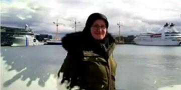 بانوی دانمارکی: «حجاب» مرا از زندان آزاد کرد+فیلم