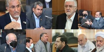 اساتید و نخبگان اقتصادی در دیدار با رئیسی چه گفتند؟/ از ترسیم نقشه وضعیت اقتصاد ایران تا ارائه راهکار برای حوزه های بانکی و بورس