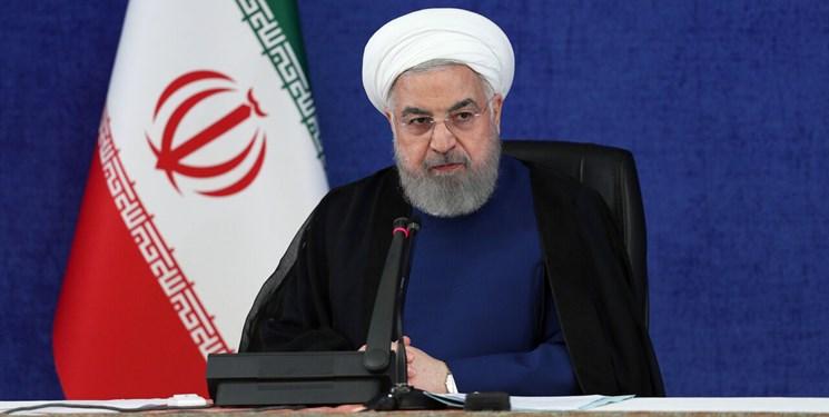 روحانی: اگر قانون مجلس نبود تحریم ها برداشته شده بود/ ۲ قول به مردم دادیم، به هر دو عمل کردیم!