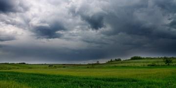 کاهش محسوس دما در نوار شمالی کشور و افزایش وزش باد در غرب