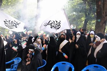 جشن عروسی دختران انقلاب اصفهانی در روز عفاف و حجاب