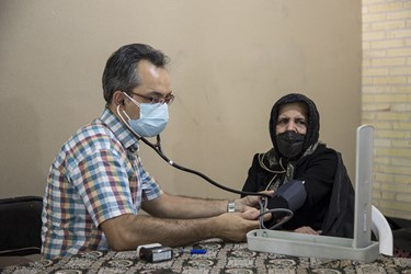ارائه خدمات پزشکی در طرح