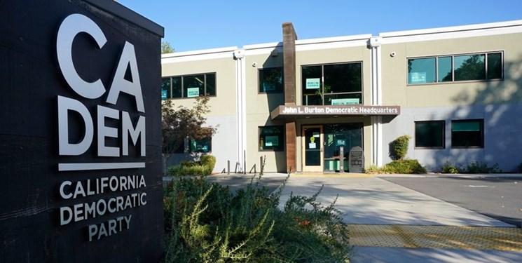 ۲ نفر به تلاش برای بمبگذاری در مقر حزب دموکرات در کالیفرنیا متهم شدند