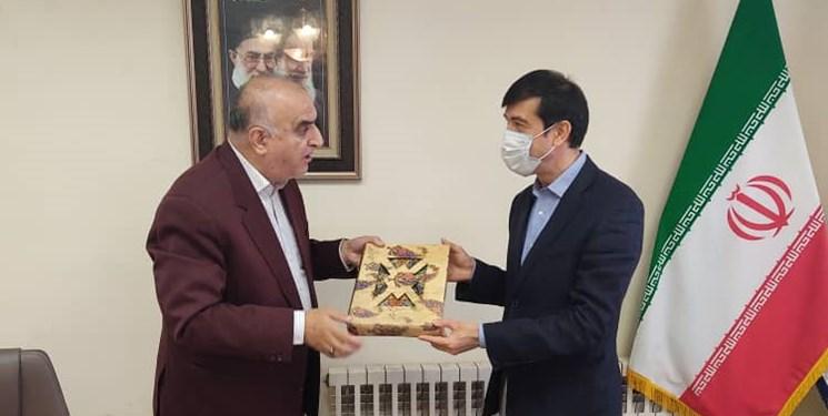 پیشنهاد خواهرخواندگی دو شهر رشت در تاجیکستان و ایران
