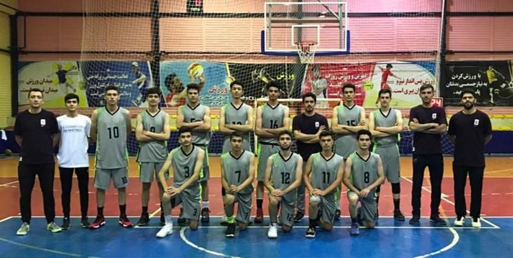 دومین پیروزی جوانان آذربایجانشرقی در مسابقات کشوری