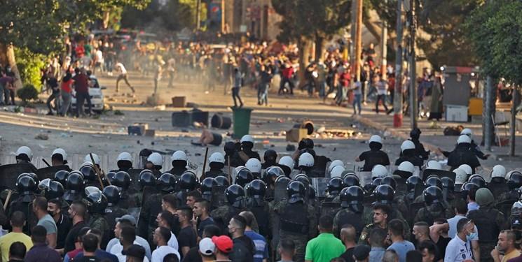 200 فلسطینی در جریان مقابله با نظامیان صهیونیستی در نابلس مجروح شدند