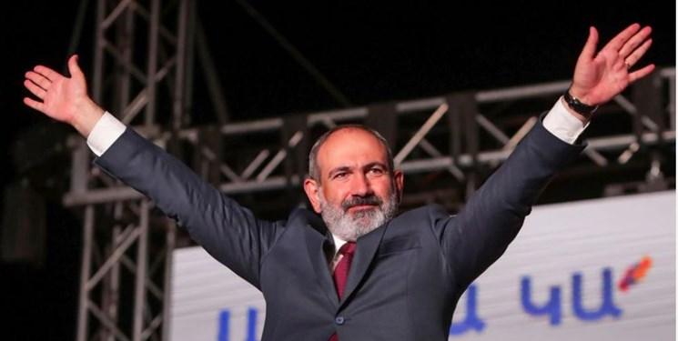 پاشینیان به عنوان نخست وزیر جدید ارمنستان منصوب شد