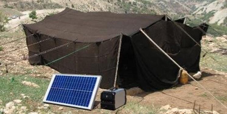 تحویل ۴۵ مولد برق خورشیدی به عشایر کوچروی ساوه
