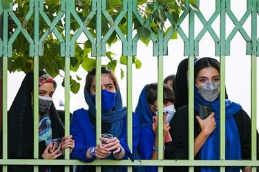 هواداران تیم فوتبال استقلال