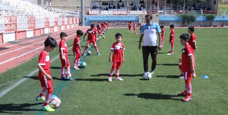مدارس ورزشی شهرداری گامی برای بسط عدالت ورزشی در شهر /استعدادیابی ورزشی در مدارس