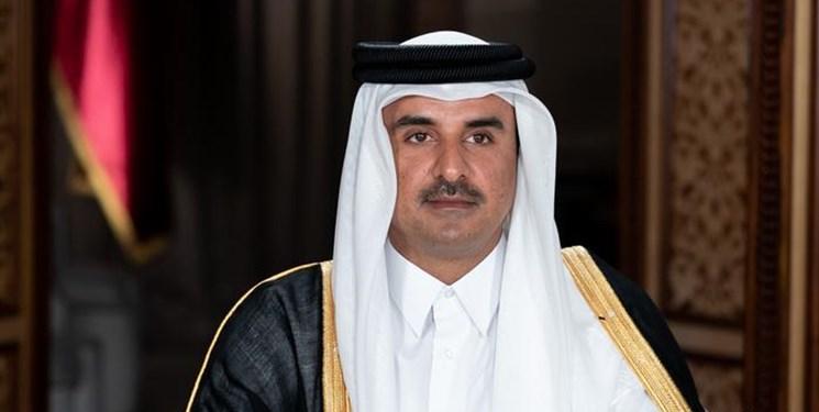 گفتوگوی تلفنی امیر قطر با شاه و ولیعهد سعودی
