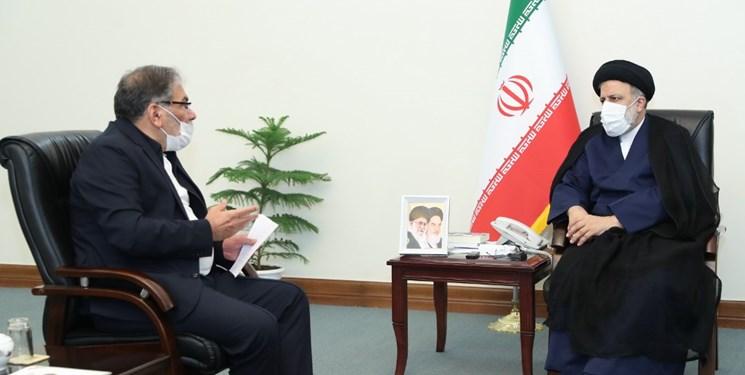 در دیدار شمخانی با آیتالله رئیسی درباره خوزستان چه گذشت؟