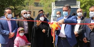 خوابگاه ورزشی شهدای دانشآموز شهرکرد افتتاح شد