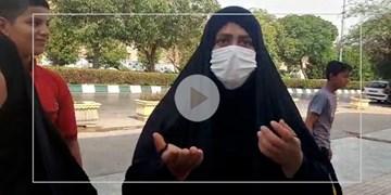 گلایه مردم خوزستان از مسئولین