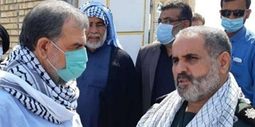 حضور محسن رضایی در خوزستان