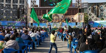 جشن بزرگ بیعت عید غدیر در ورزشگاه تختی اهواز برگزار میشود