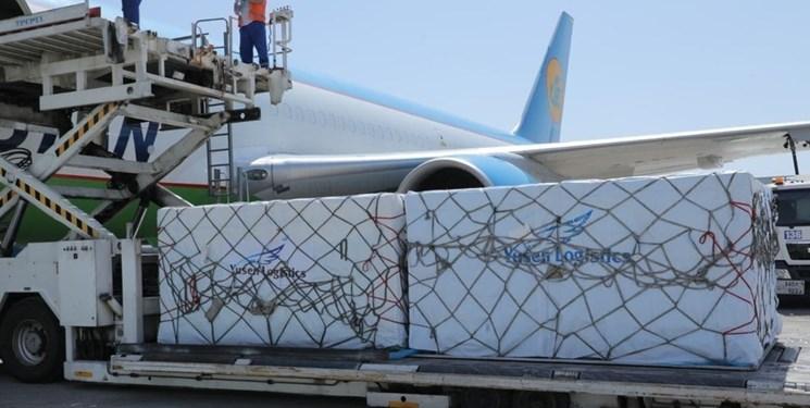 ارسال هشتمین محموله واکسن کرونا از چین به ازبکستان