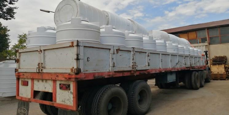 ارسال  ۸۰ تانکر یک هزار لیتری آب از استان مرکزی به سیستان و بلوچستان