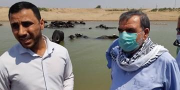 مطالبهگری از مدیران بیعرضه خواسته بهحق مردم خوزستان است/ دولت باید پاسخگوی ضرر و زیانهای سومدیریت آبی باشد