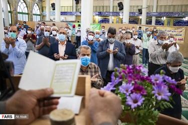 نماز عید قربان در استان سمنان